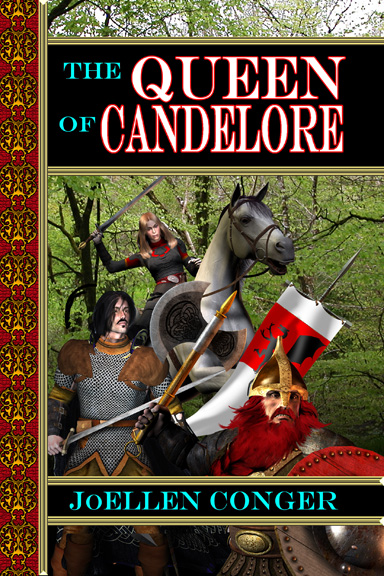 Cover of Queen of Candelore